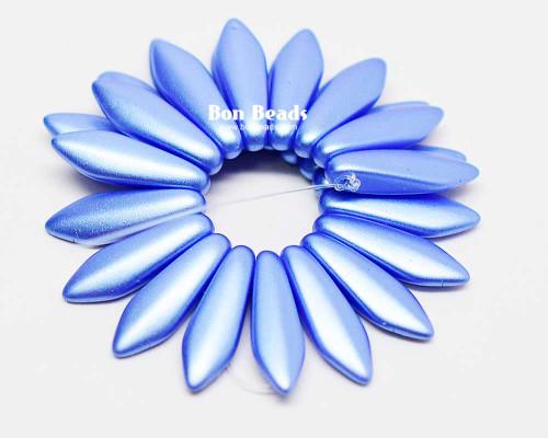 5x16mm Cerulean Blue Daggers (300 Pieces)