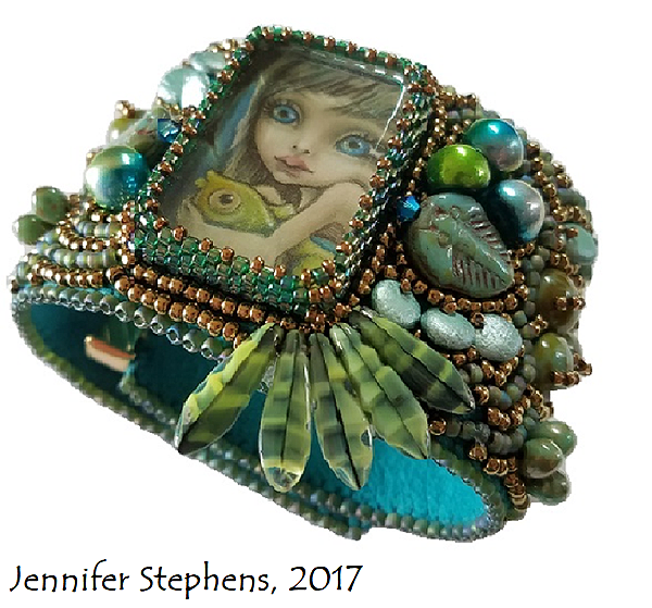 Mandy, Her Fish and the Trilobites By Jennifer Stephens