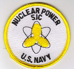 S1C Nuclear Power PATCH