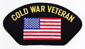 COLD WAR Veteran Patch