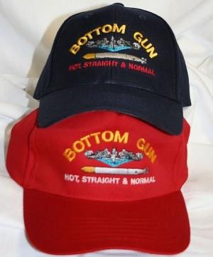 Ballcap, Bottom Gun submariner hat