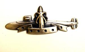 SSBN Patrol Pin-Minl Size