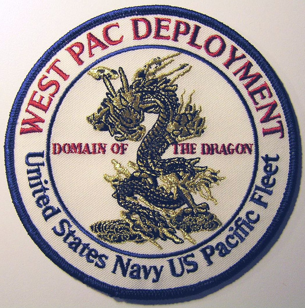 West Pac patch
