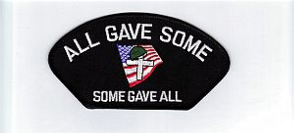 ALL GAVE SOME-SOME GAVE ALL,patch