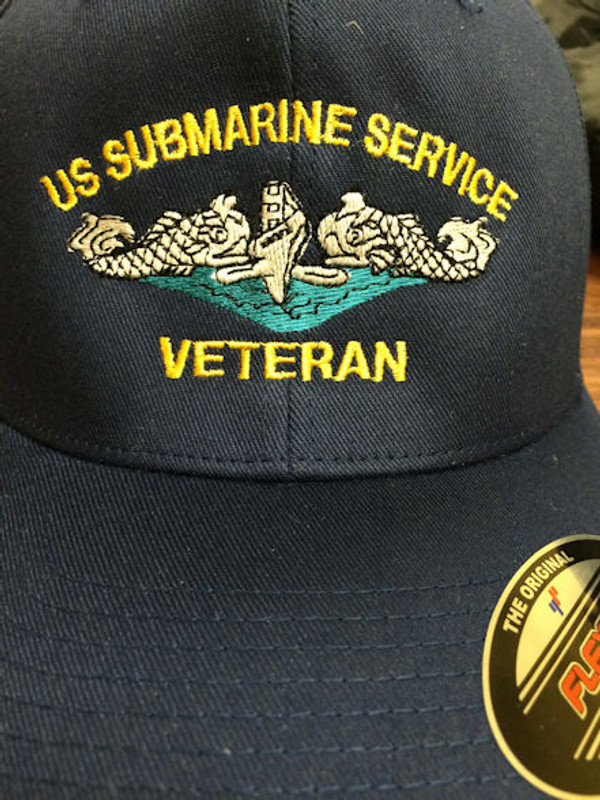Custom wording on a XL Flexfit ball cap