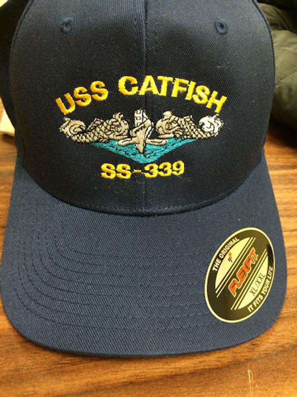 Custom Flexfit Ball cap