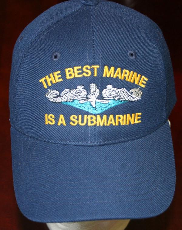 Best Marine Ballcaps