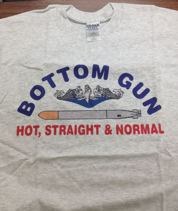 Bottom Gun T-Shirt