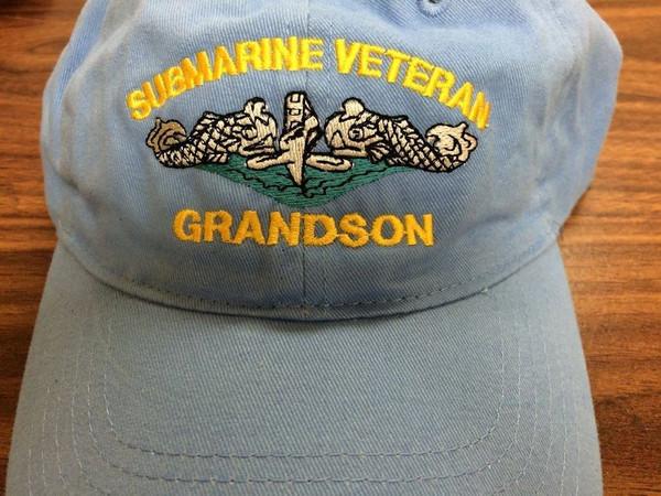 Submarine Grandson ballcaps
