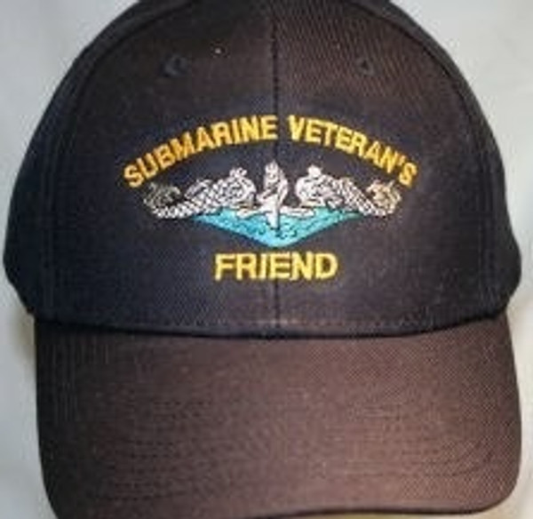 BALLCAP  Submarine Friend