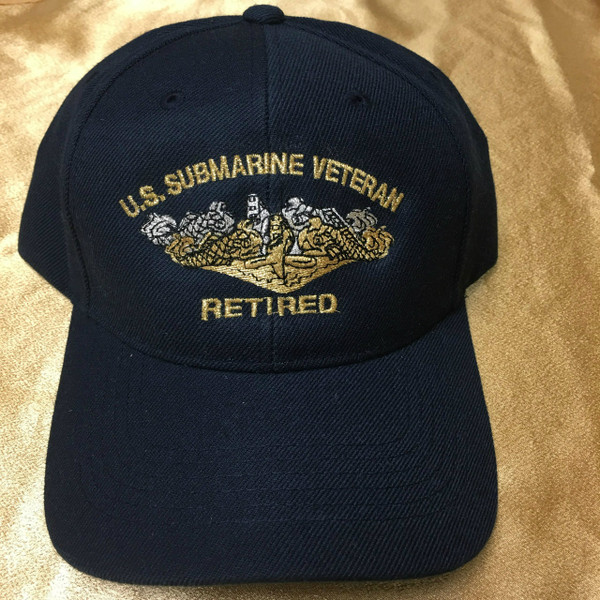 Dual Silver Gold Dolphin Ball Cap for Dual qualified Mustangers, EDO etc.