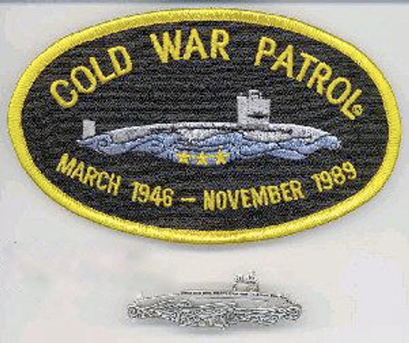 Cold War Patch