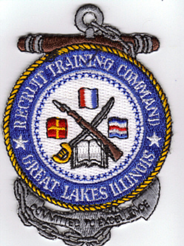 Recruit Training Command-Great Lakes patch