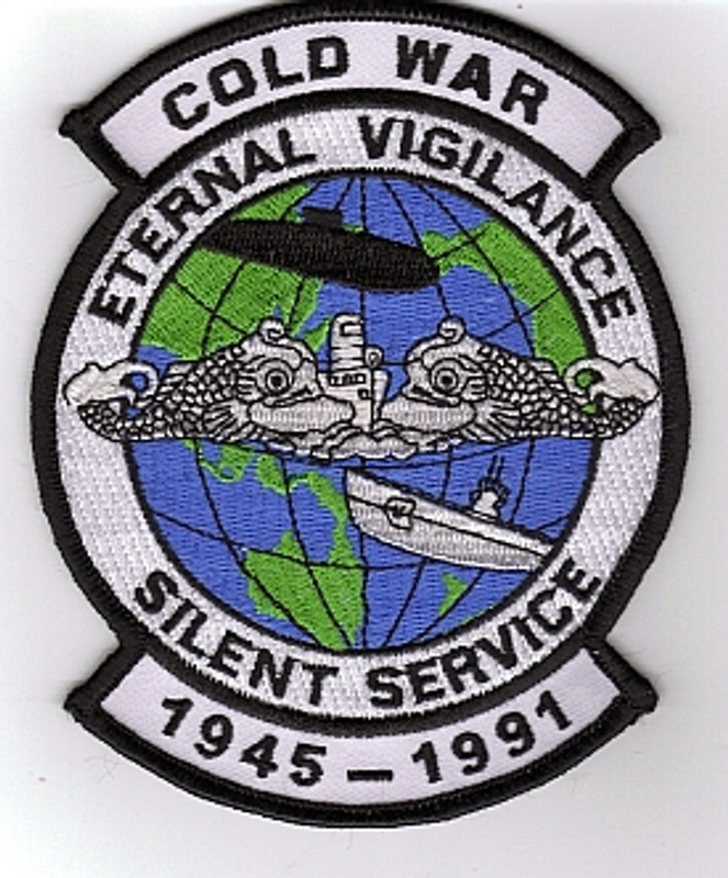 Cold War-Eternal Vigilance patch