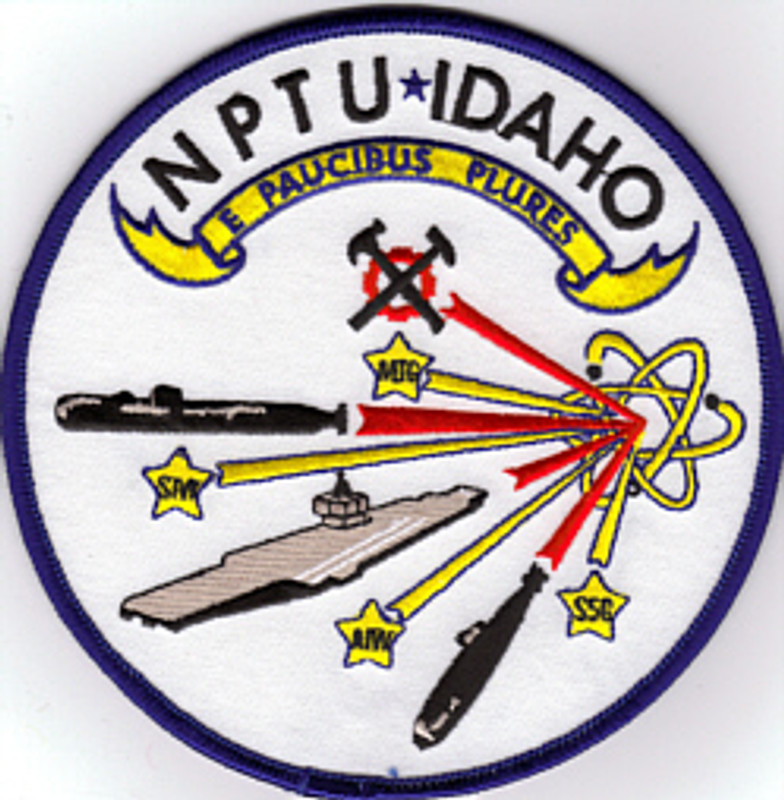 Idaho NPTU patch