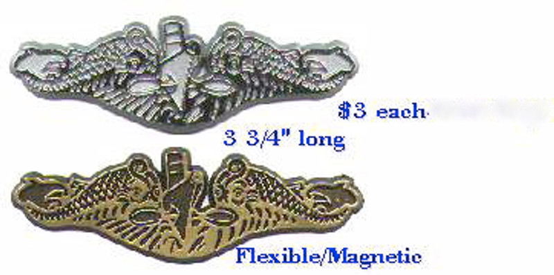 Magnetic Flexible Dolphins