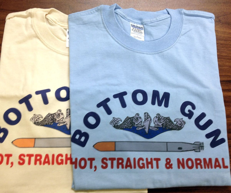 Children's Bottom Gun Shirts