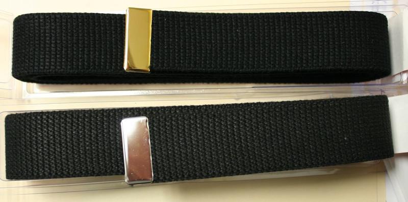 """Web Belts, 1-1/4"""""""