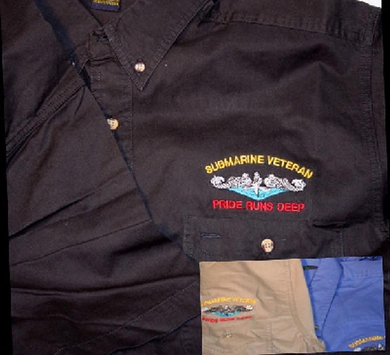 Twill Shirts: Bottom Gun