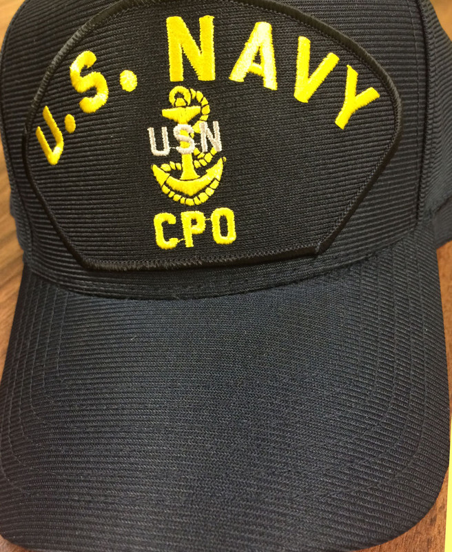 86e595517c3 ... uk cpo us navy chief emblematic cap faeb0 8b802