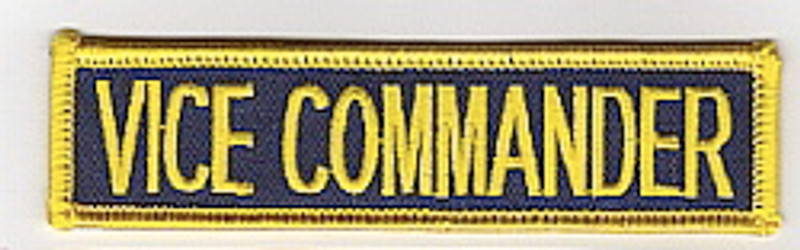 Vice Base Commander patch
