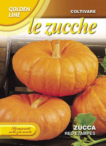 Pumpkin Rouge Vif d'Etamps (aka Cinderella) (145-21)