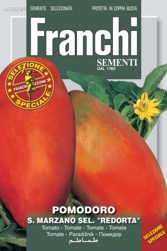 Tomato San Marzano Redorta (106-94)