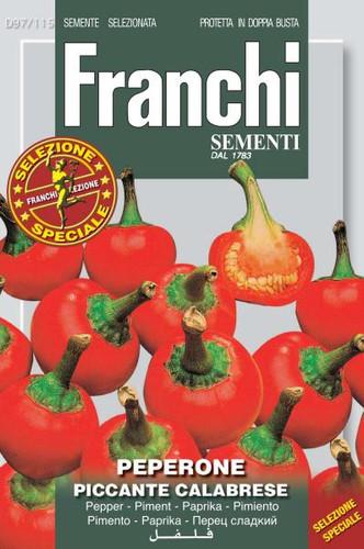 Pepper Piccante Calabrese (97-115)