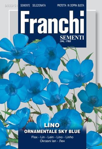 Ornamental Flax Blue (DBF 333-51)