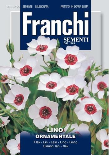 Ornamental Flax White (DBF 333-50)