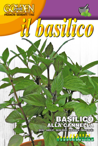 Cinnamon Basil (13-12)