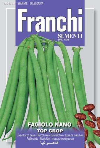 Bush Bean Top Crop (59-36)