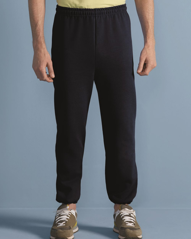 Urbana Hawks Sweatpants LACROSSE Cotton Elastic Cuff Bottom ADULT & YOUTH