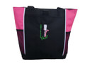 Ghillie Girl Shoes Celtic Irish Dance Ireland Reel Princess HOT TROPICAL PINK Zippered Tote Bag Font Style CELTIC