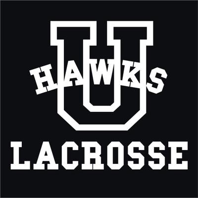 Urbana Hawks Vinyl Decal Lacrosse Car Truck Mirror Wall Laptop Tablet