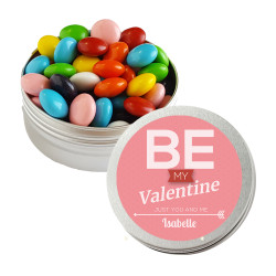 Be My Valentine Twist Tins