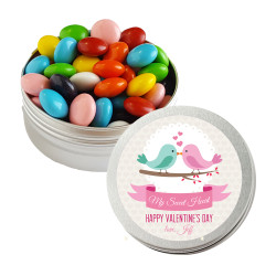 Love Birds Valentine Twist Tins