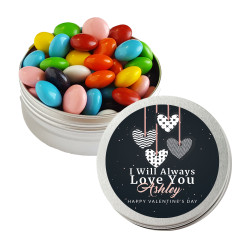 I Will Always Love You Valentine Twist Tins
