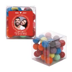 I Love You Valentine Sweet Cubes