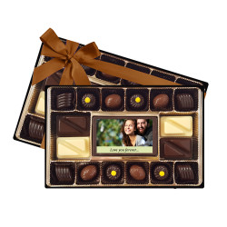 Custom Printed Signature Chocolate Box