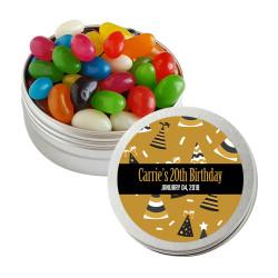 Birthday Hat Birthday Twist Tins