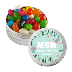 Blue Birds Mother's Day Twist Tins