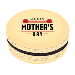 Happy Mother's Day-1 Printed Macarons