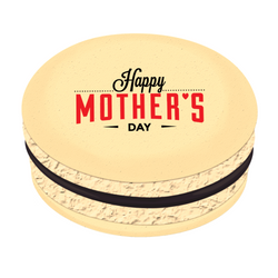 Happy Mother's Day-3 Printed Macarons