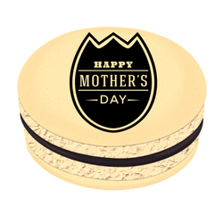 Happy Mother's Day-5 Printed Macarons