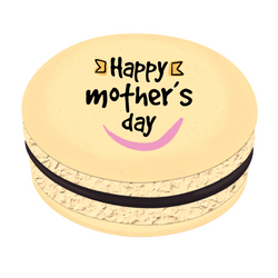 Happy Mother's Day-9 Printed Macarons