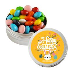 Orange Bunny Easter Twist Tins
