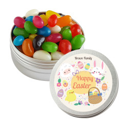 Happy Easter Twist Tins