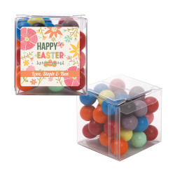 Colorful Flower Easter Sweet Cubes