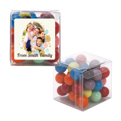 Easter Egg Custom Photo Sweet Cubes